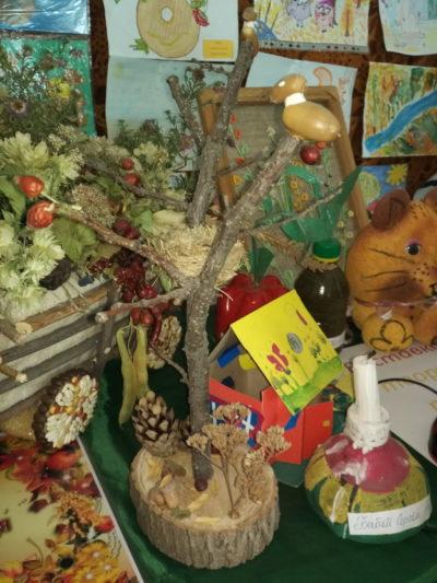 Детские поделки на тему Осень золотая