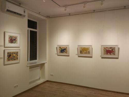 Выставка Марии Приймаченко